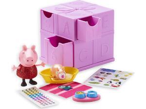 Peppa Pig Η Μυστική Έκπληξη Της Πέππα Σειρά 2 Φιλαράκια Και Ζωάκια PPC41212
