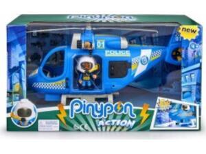 Pinypon Action Ελικόπτερο Αστυνομίας Και Φιγούρα 700014782