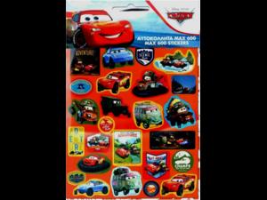 Αυτοκόλλητα GIM Max Stickers Cars  (600 αυτοκόλλητα)