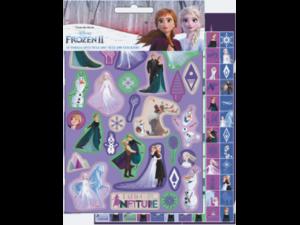 Αυτοκόλλητα GIM Max Stickers Frozen  (600 αυτοκόλλητα)