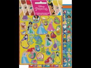 Αυτοκόλλητα GIM Max Stickers Disney Princess  (600 αυτοκόλλητα)
