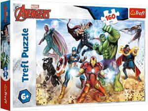 Πάζλ Trefl Avengers Ready To Save  160 τμχ