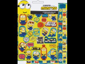 Αυτοκόλλητα GIM Max Stickers Μinions  (600 αυτοκόλλητα)