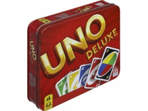 Uno Deluxe Παιχνίδι Καρτών