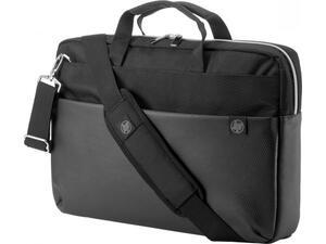 """Τσάντα laptop HP 15.6"""" DUOTONE BLACK - SILVER 4QF95A"""
