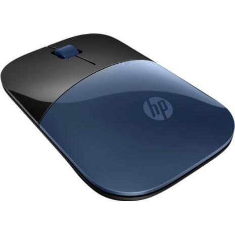 Ασύρματο ποντίκι HP Z3700 Blue Wireless Mouse - 7UH88AA