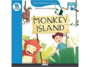Monkey Island + Access Code (The Thinking Train B)