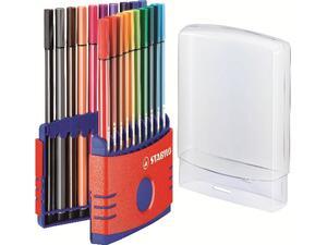 Κασετίνα μαρκαδόρων Stabilo 6820 Colorparade (20τεμ)