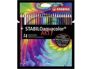 Ξυλομπογιές Stabilo ARTY 1624 24(τεμ) Αquarel