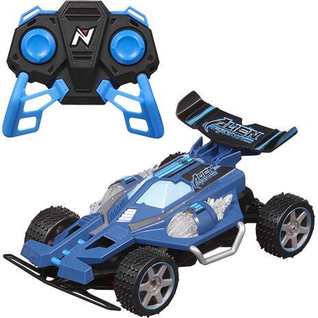 Τηλεκατευθυνόμενο αυτοκίνητο Nikko Race Buggies Alien Panic Blue (10041/10040)