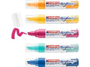 Μαρκαδόρος ακρυλικός Edding 5000  5-10 mm σε διάφορα χρώματα