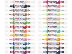 Μαρκαδόρος ακρυλικός edding 5400 3D 2-3mm/5-10mm σε διάφορα χρώματα