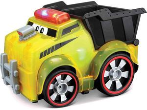Όχημα Bburago Junior Push & Glow Dump Truck