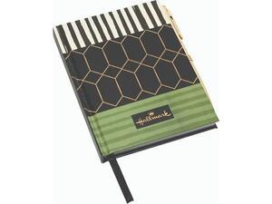 Σημειωματάριο Hallmark Stripe A6 με στυλό (333-04006)