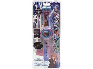 Ψηφιακό ρολόι Lexibook Ρολόι Frozen ΙΙ Με Προτζέκτορα (820-85791)
