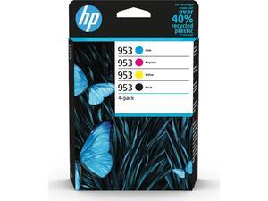 Μελάνι HP 953 multipack black/cyan/yellow/magenta 6ZC69AE (Multipack)