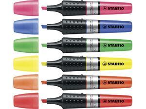 Μαρκαδόρος υπογράμμισης STABILO Luminator XT