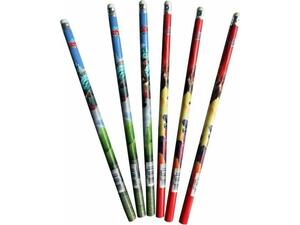 Μολύβι με γόμα GIM