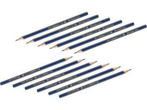 Μολύβι γραφίτη Faber Cold 1222 B με γόμα