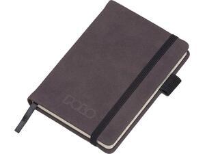 Ημερολόγιο Σχολικό Suede granite (gray) (S) (9-19-107-09)