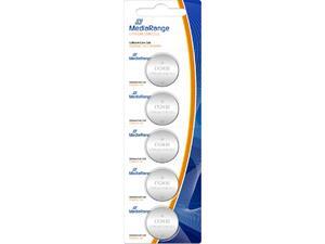 Αλκαλικές μπαταρίες Mediarange λιθίου Coin Cells 3V CR2430 (5 τεμάχια)