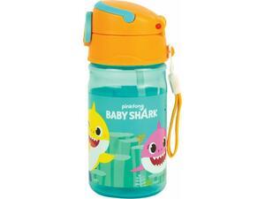 Παγουρίνο πλαστικό GIM Baby Shark 350ml  (555-59204)