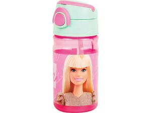Παγουρίνο πλαστικό GIM Barbie 350ml (571-17204)