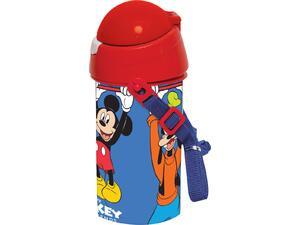 Παγουρίνο πλαστικό GIM Mickey 500ml (553-64209)