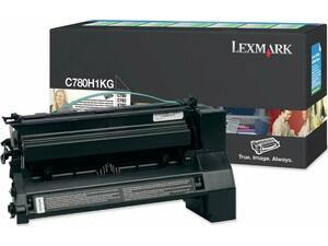 Τoner εκτυπωτή Lexmark C780H1CG Cyan 10K Pgs (C780,C782,X782) (Cyan)