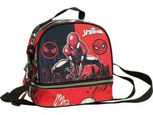 Τσαντάκι φαγητού GIM Spiderman Comic (337-77220)