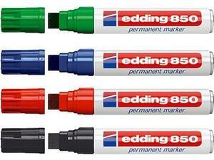 Μαρκαδόρος ανεξίτηλος EDDING 850 5-20mm σε διάφορα χρώματα