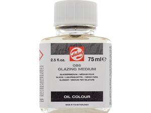 Βερνίκι διαλυτικό Talens glazing medium No086 75 ml