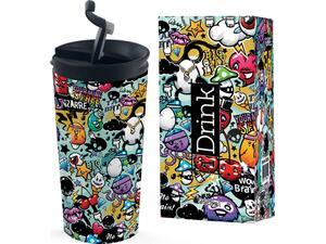 Kούπα i drink id0216 travel mug 350ml urban