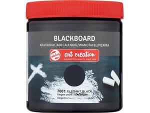 Χρώμα μαυροπίνακα κιμωλίας Talens Art Creation 7001 elegant black 250ml
