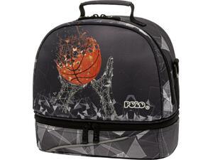 Τσαντάκι φαγητού POLO  Κid's Fun Basketball (9-07-038-8048)