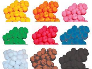 Σφουγγαράκια pom-pom 2cm (συσκευασία 100 τεμαχίων)
