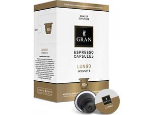 Καφές σε κάψουλες GRAN ESPRESSO LUNGO (50 τεμάχια) 280g.