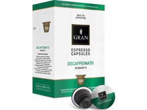 Καφές σε κάψουλες GRAN ESPRESSO DECAFFEINATO (50 τεμάχια) 280g.