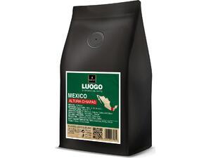 Καφές σε κόκκους LUOGO MEXICO ALTURA CHIAPAS 250gr