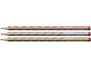 Μολύβι γραφίτη  STABILO EASYgraph SLIM 326 HB σε διάφορα χρώματα