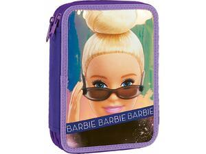 Κασετίνα γεμάτη διπλή GIM barbie among the stars (349-68100)