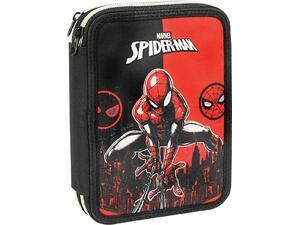 Κασετίνα γεμάτη διπλή GIM spiderman comic (337-77100)