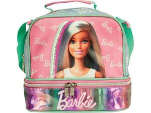 Τσαντάκι φαγητού GIM barbie think sweet (349-70220)