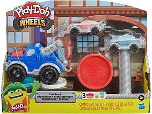 Πλαστελίνη - Παιχνίδι Play-Doh Tow Truck E6690