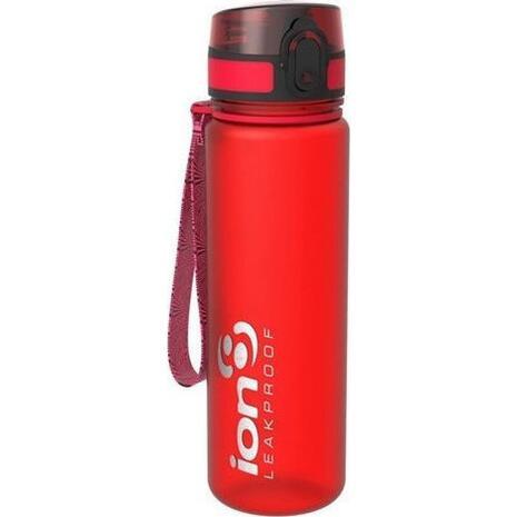 Παγουρίνο ΙΟΝ8 SLIM 600ml κόκκινο (I8500FSCR)