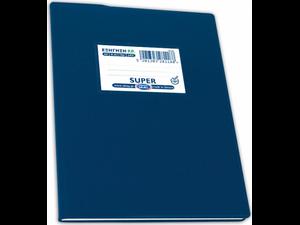 """Τετράδιο Skag """"ΕΞΗΓΗΣΗ SUPER"""" MK 50 Φύλλων 17x25cm Μπλε (Μπλέ σκούρο)"""