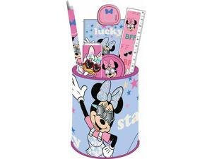 Μολυβοθήκη σετ δώρου GIM Minnie Mouse (349-44884)