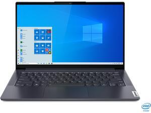 Laptop LENOVO Yoga Slim 7 14IIL05 (82A100CXGM) - (i5-1035G4/16GB/512GB/Windows 10 Home)