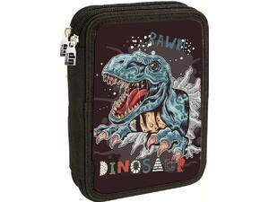 Κασετίνα γεμάτη διπλή Back me up No Fear Dinosaur (357-05100)