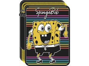 Κασετίνα γεμάτη διπλή GIM Spongebob (336-75100)
